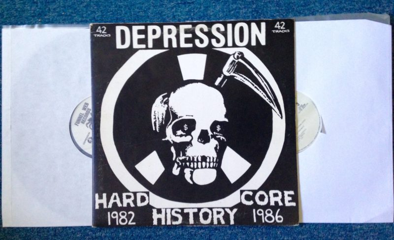 Depression – Hard Core History 1982 – 1986 2xLP