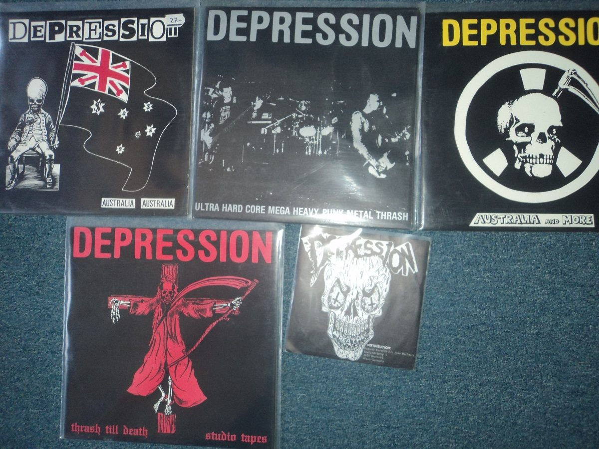 DEPRESSION Collection