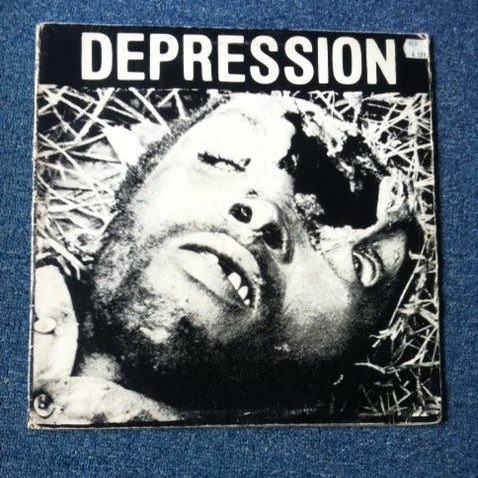 DEPRESSION – Same LP on Reactor Records