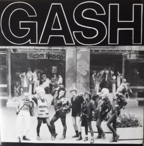 G.A.S.H. – The Lesson 7″ EP